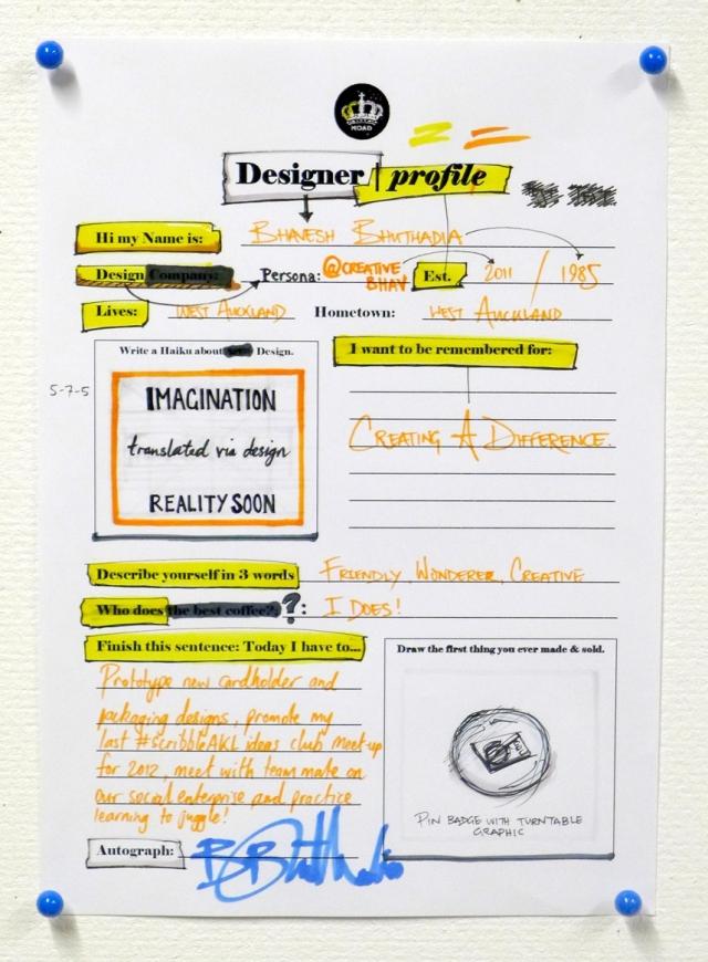 Bhav - Design profile